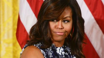michelle obama side eye