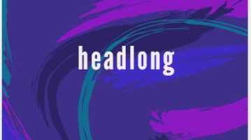 headlong by Hauwa Shafii Nuhu