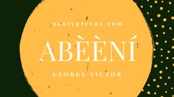 abeeni nantygreens