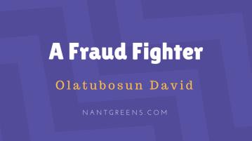A fraud fighter nantygreens