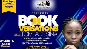 Bookversations with Tomi Adesina nantygreens