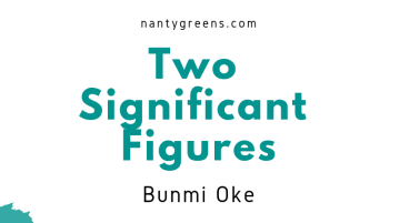 Two significant figures by bunmi oke published on Nantygreens.com