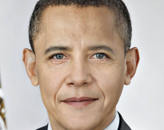 Что, если скрестить Обаму и Меркель? Забавные фотоэксперименты