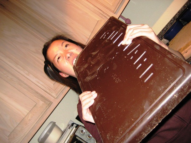 Едим шоколад без угрызений совети