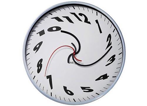 А время идет...