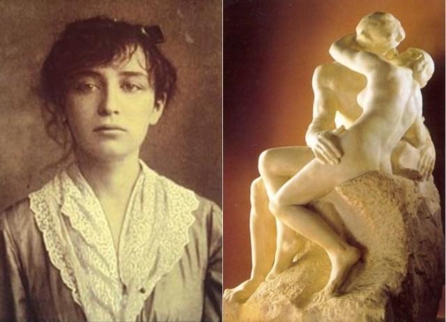 """Великий """"Поцелуй"""" и кто вдохновил Родена на его создание"""