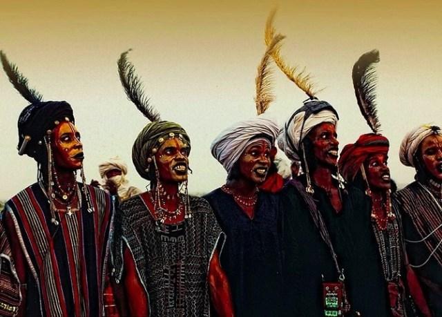 Ярмарка женихов, или Как проходит конкурс красоты среди мужчин в Нигере