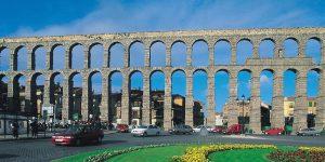 Красота и величие древних акведуков