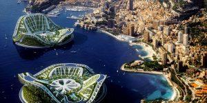 10 архитектурных проектов, которые скоро позволят людям жить на воде