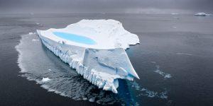 Ну очень красиво! Ну очень холодно. Арктика