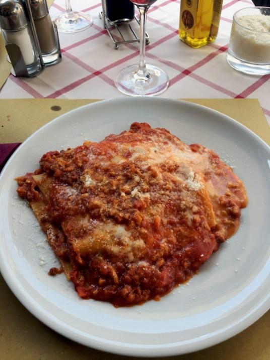 Verdadeira lasanha Italiana!