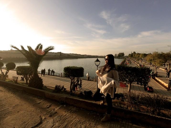 Reservatório de água de Meknès