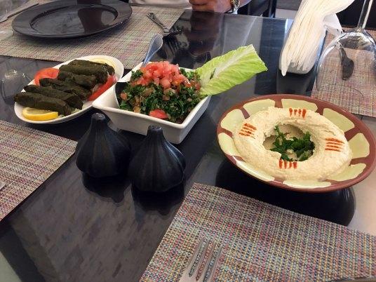 Almoço Souk Waqif