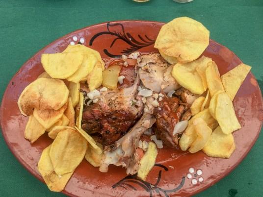 Delícias de Portugal - Porco com Batatas