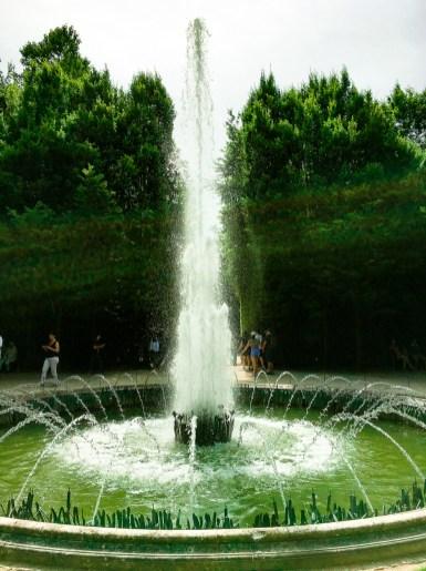 Fontes do Palácio de Versalhes
