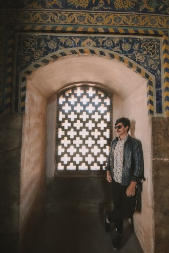 Roteiro no Irã