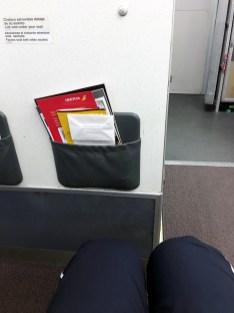 Classe executiva A321 Iberia de Madri para Londres