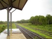 Estação Afonso Camargo, Guarapuava, Paraná Foto: Andressa Rodrigues