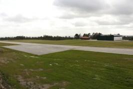O Aeródromo