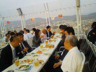 京阪ホテル ビアガーデン