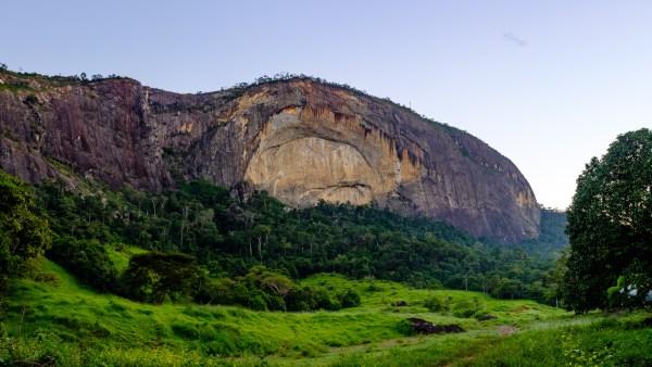 Pedra do Penedo de Itarana