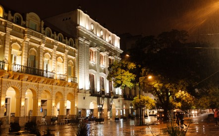 Teatro de Salta.
