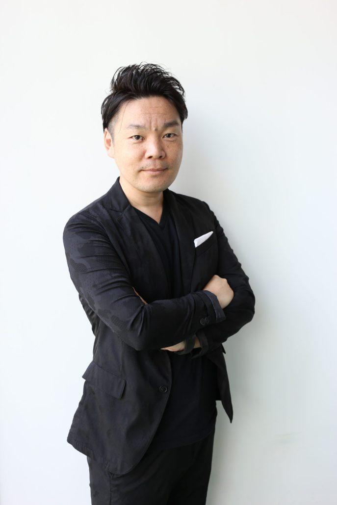 Japanese stylist Masa
