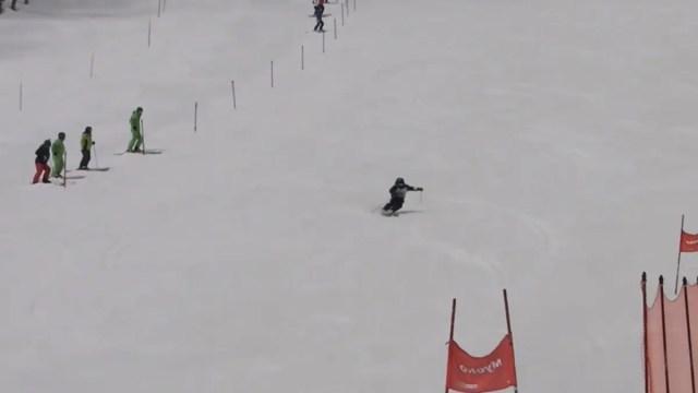 スキー検定