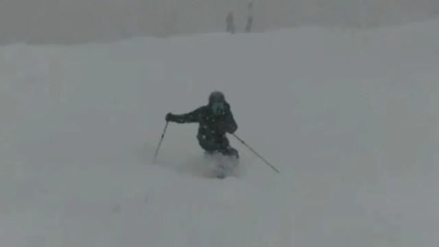 スキー 生まれ変わる