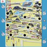 懐かしレトロゲーム -新幹線ゲーム2-