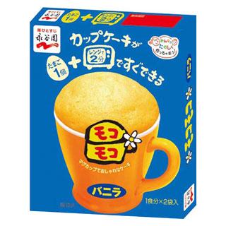 モコモコ カップケーキ