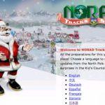 サンタクロースを追跡しよう! -NORAD Santa-