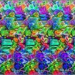 懐かしの3Dステレオグラムを簡単に作成! - 3D Stereogram -