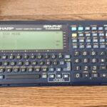 ポケコンを買ってみた -SHARP PC-G850V-