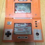 あの有名レトロゲーム機を発掘! – ドンキーコング –