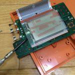 ゲームウォッチの液晶の反射板&偏光板を交換してみた