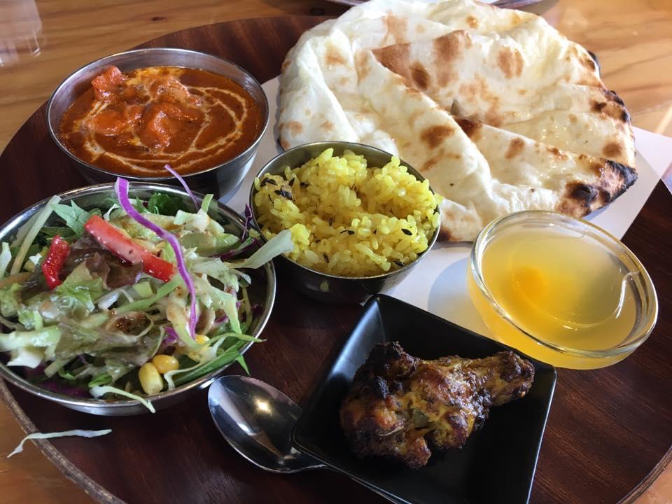 【インド料理 TABLA(タブラ)】スタッフさんも親切だし値段も手頃だし大好きな店です。【広島県福山市飲食店(カレー)の口コミ】