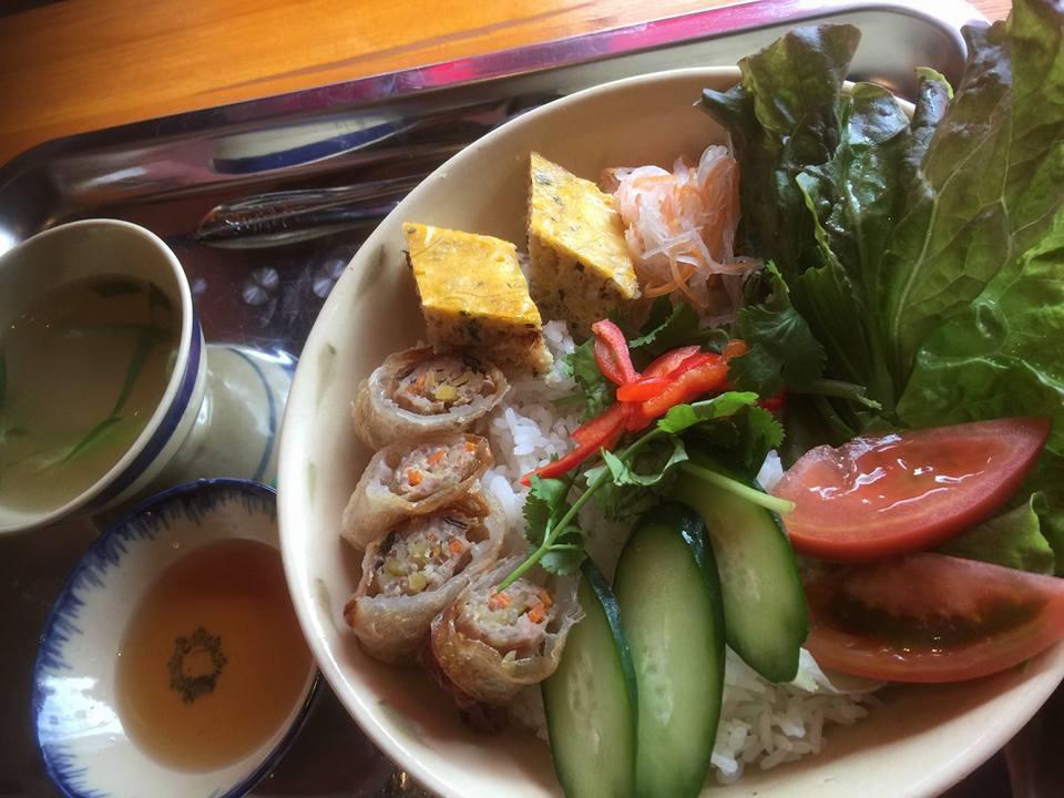 ベトナム料理店アオババの口コミ。ランチメニューも豊富で、とっても美味しかったです。