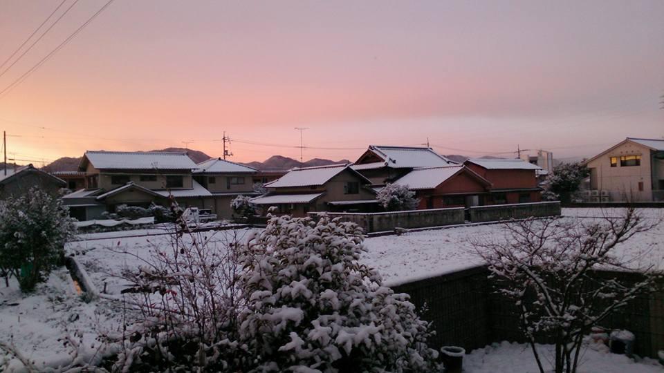 広島県福山市周辺の積雪・道路凍結情報。口コミと写真。