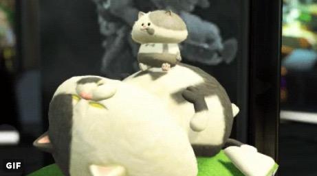 小さいジャッジくん!?ジャッジくんが唯一の哺乳類じゃなかったの!?