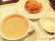 Scone Breakfast