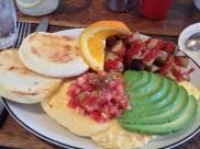 Omelet at ARMS Yoyogi