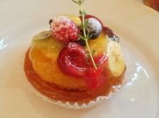 Fruit Tart at A.K Labo