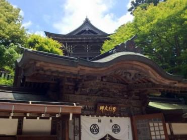 Yakuōji Temple