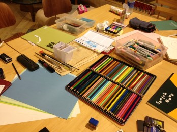 Our drawing tools