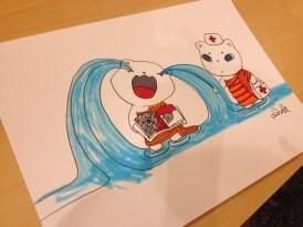 Linda's drawing