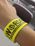 WordFes Nagoya wristband