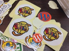 WordFes Nagoya wapuu stickers