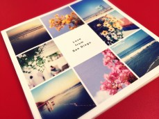 Photo book of San Diego