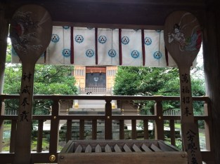 Enoshima Shrine Okutsumiya (江島神社奥津宮)